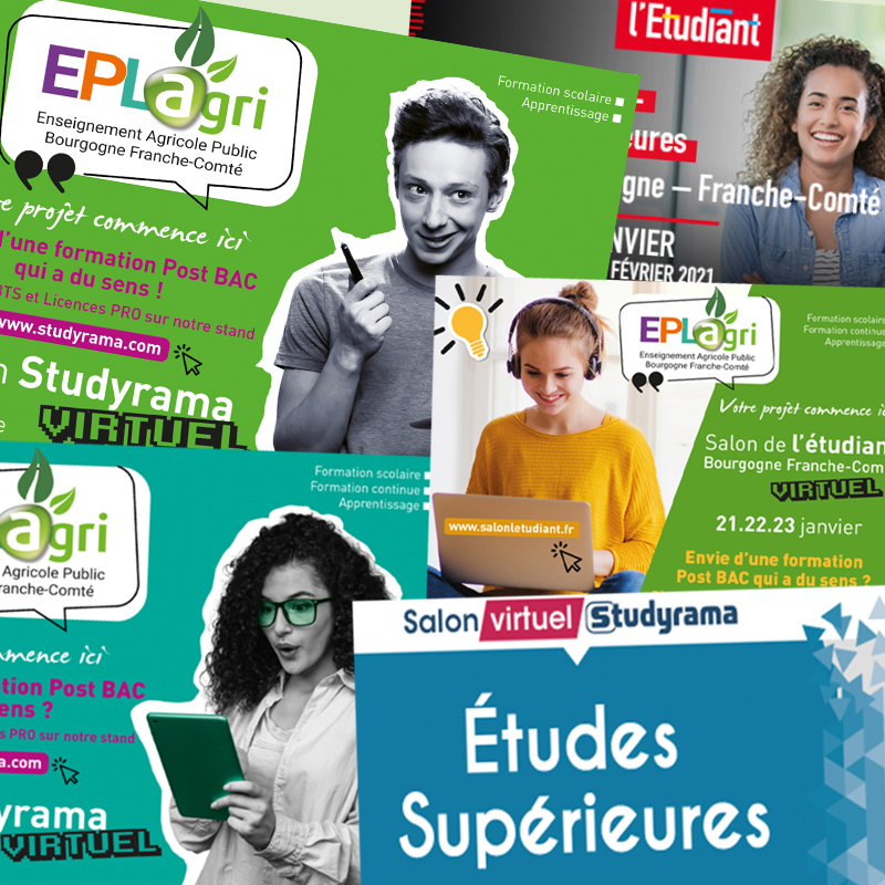 EPLagri sur les Salons du Sup !